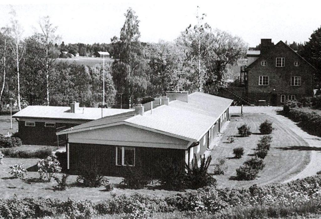 Ainola-rakennus